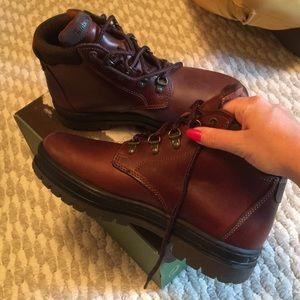 Timberland boots brand new size 8